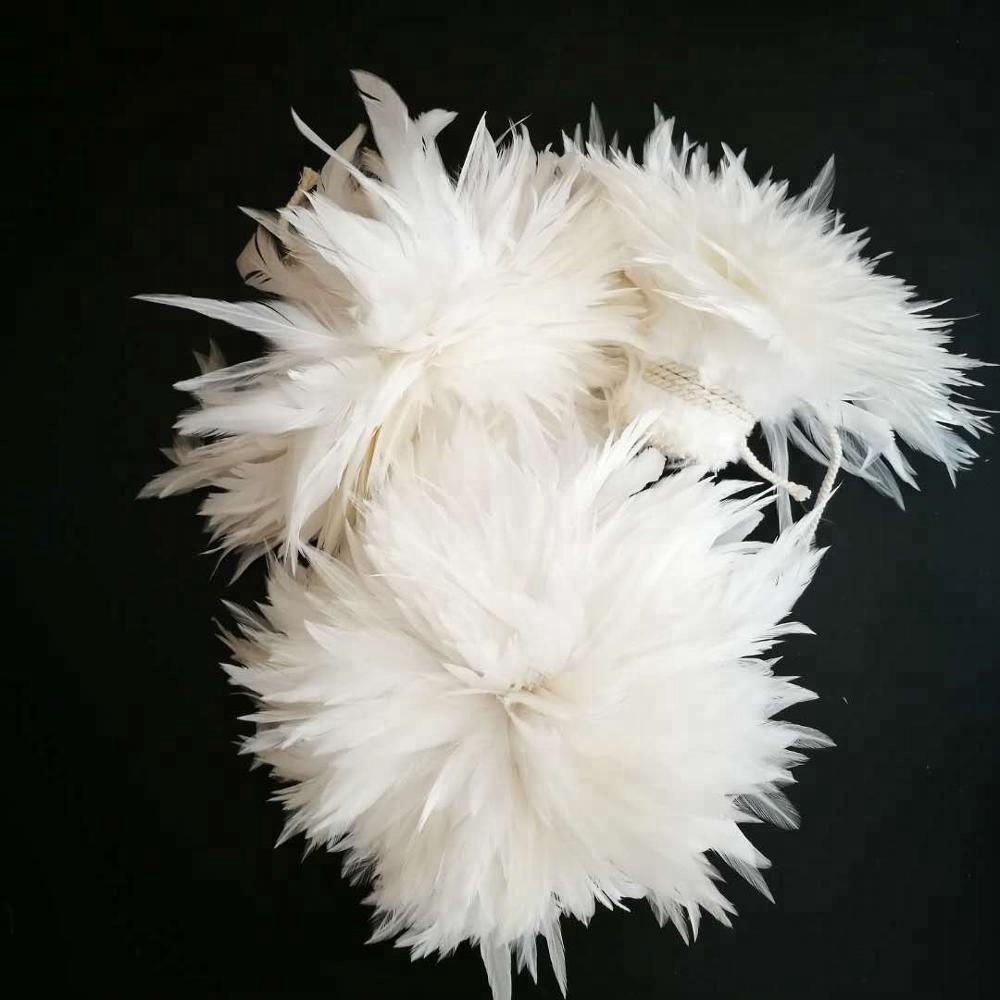 High Quality Carnival Strung Coque Saddle Hackle Feather for sale