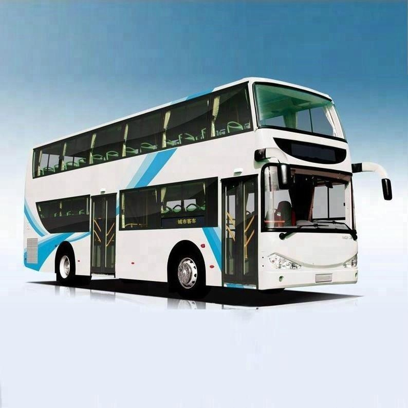 Dongfeng EQ6110GS 4X2 double decker inter city bus for sale