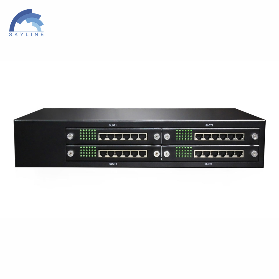 VoIP Phone System IP PBX Internet 8 Ports FXO/FXS gateway with High quality sale