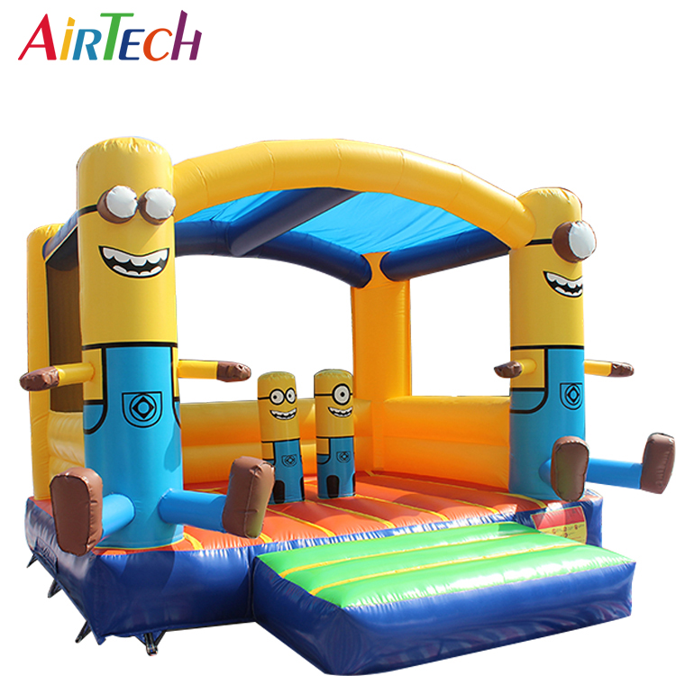 Indoor inflatable bouncers bouncing castles for children inflatable disco dome bouncy castle for sale