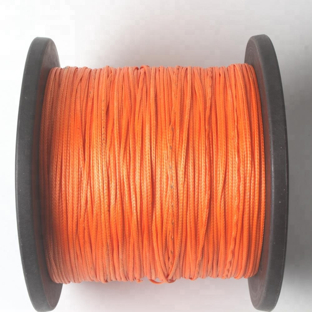 1.2mm 16strand Uhmwpe Fiber Braided Fishing line for sale