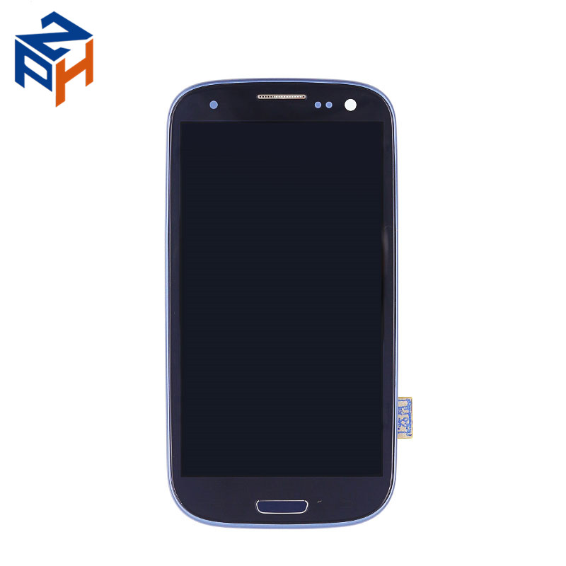 For Samsung Galaxy S3 t999 LCD Touch Screen With Frame, LCD For Samsung S3 for sale