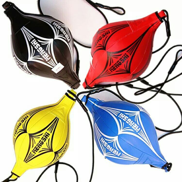 New design Fitness Kick Boxing Exercise training reflex punching bag Speed Ball for sale