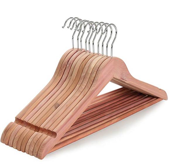 2019 new style high quality cedar hanger sale