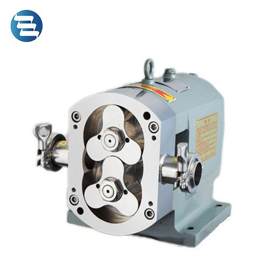 Sanitary ST-F3004 Rotor Hygienic Food Grade Lobe Pump for Sale