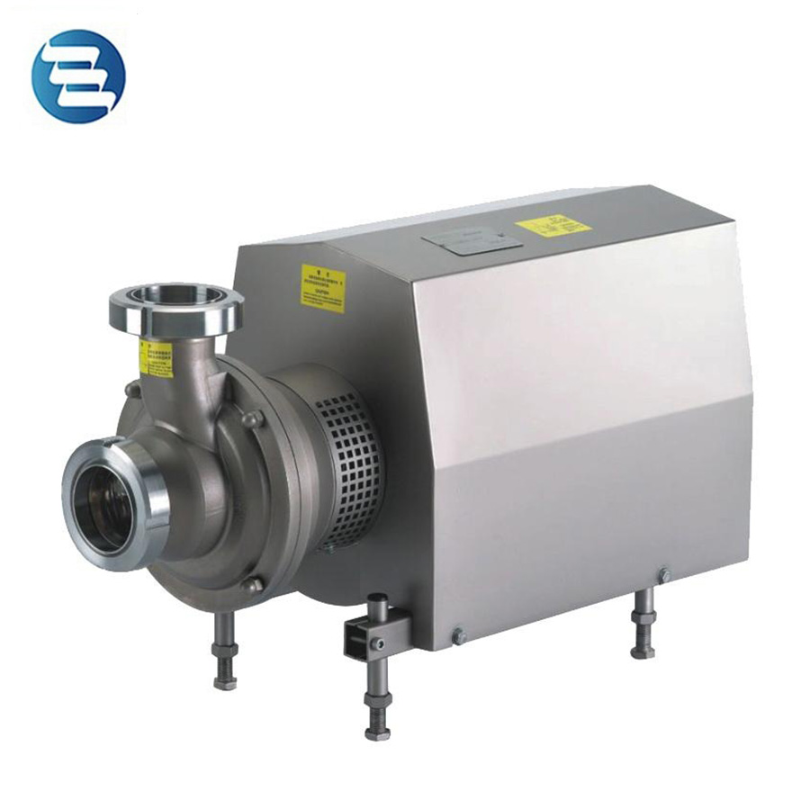 ST-F3005 Food Grade Stainless Steel Centrifugal Type Fruit Juice Self-Priming Pump