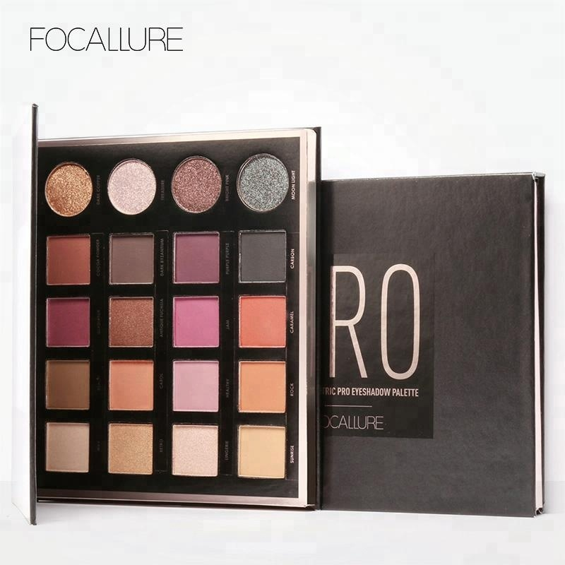 Focallure Fitness Products 20 Colors Eye Shadow Naked Eyeshadow Primer for sale