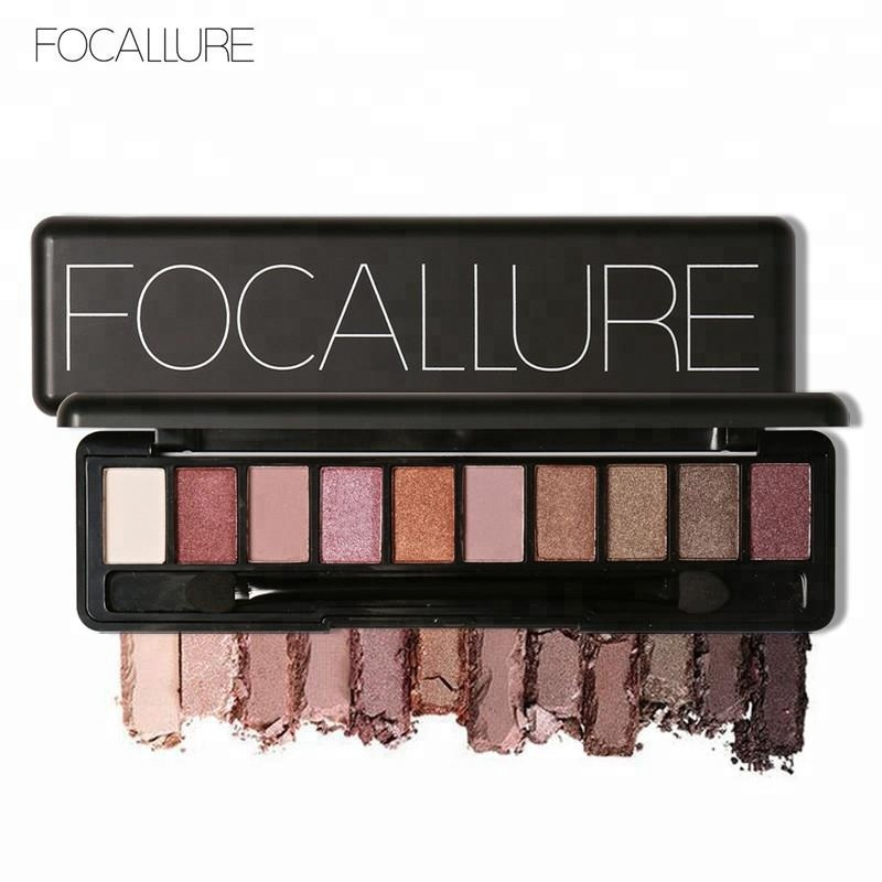 Focallure Factory Price Of Makeup Kit Cosmetics Brands Eyeshadow Palettes