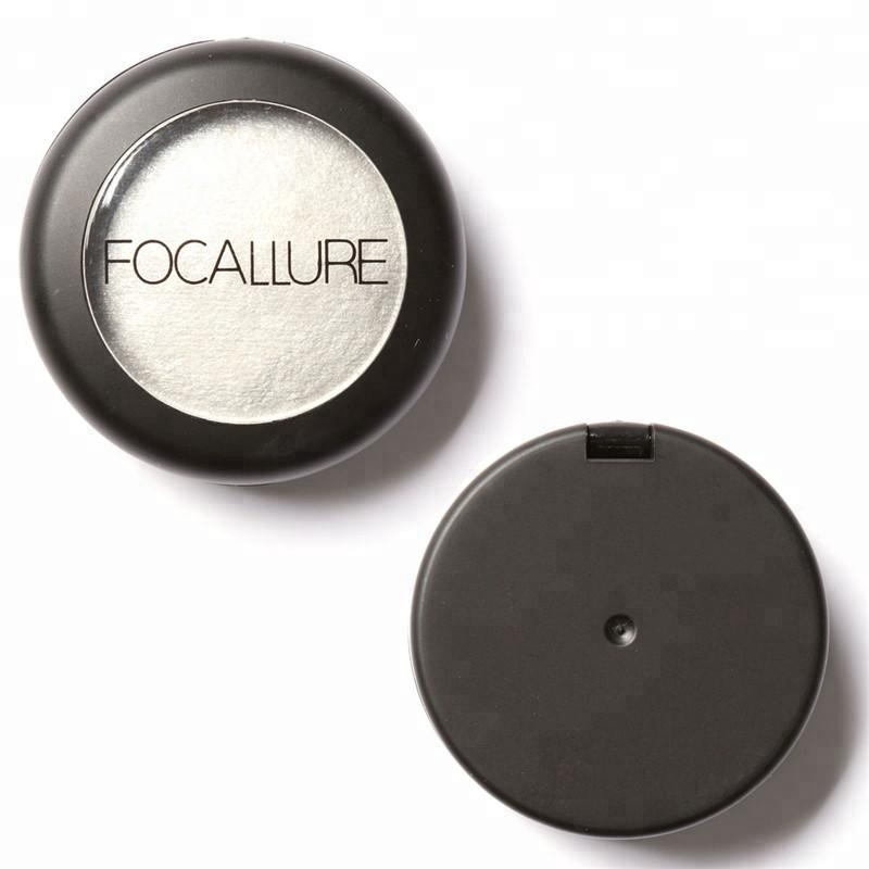 Focallure New Product Launch In China Colorful Single Palette Romantic Color Eyeshadow Makeup Company Suppliers