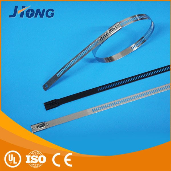 Stainless Steel Cable Ties Zpper Fixer for sell