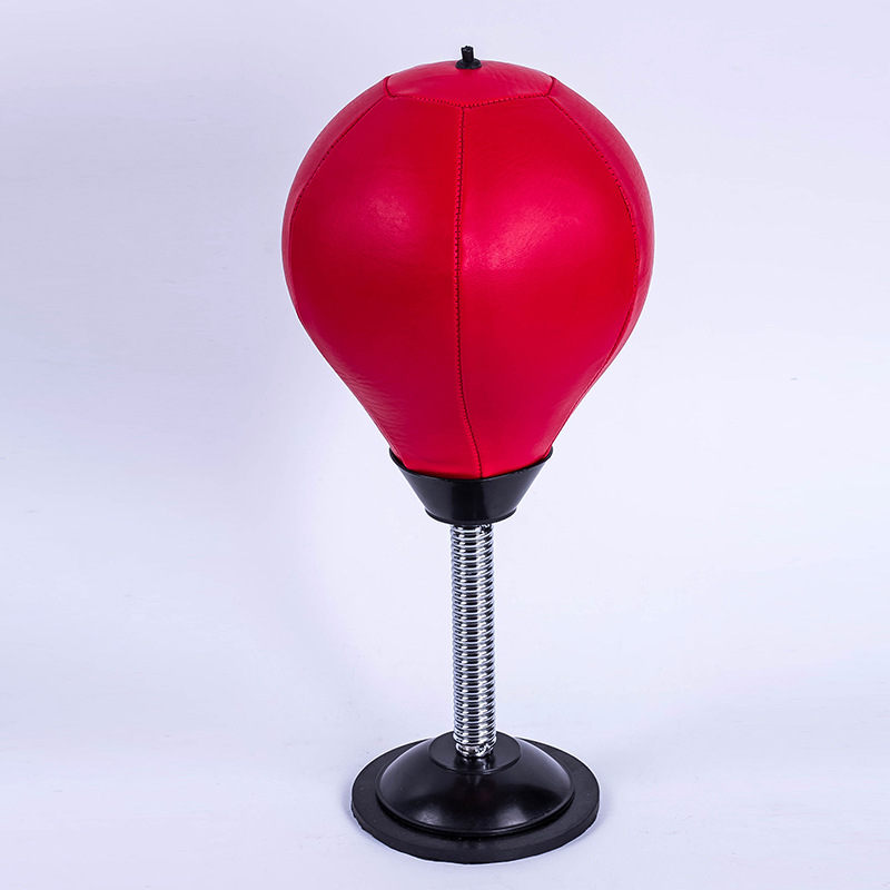 Speed Bag Any Color Inflatable desk desktop stand free standing Boxing Punching bag & sand bag Speed Balls for sale