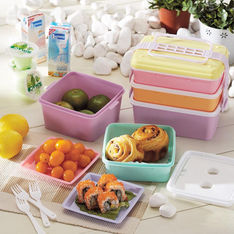 Wishome wholesale container home storage plastic box sale
