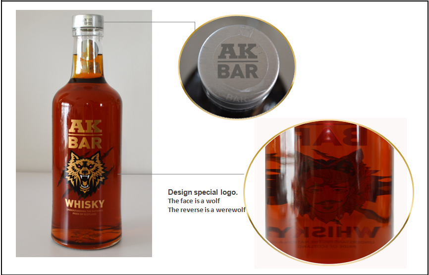 Scotch Whisky - 3 Years old Whiskey - OEM possible for sale