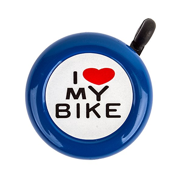 Kids Bike Bell with Plastic Flower, Handlebar Bicycle Bell for Girls & Boys, Kids Bike Accessories for Child for sale