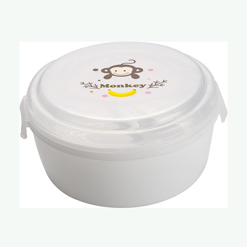 Wishome heat resistant food grade plastic food storage box sale