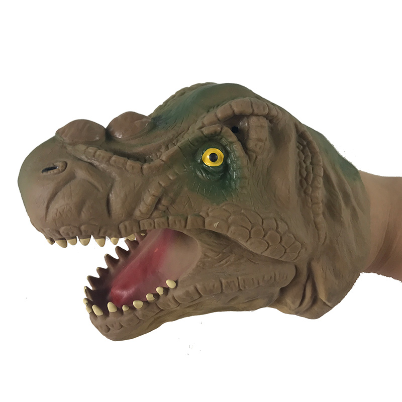 TPR Soft Hand Dino Puppet sale