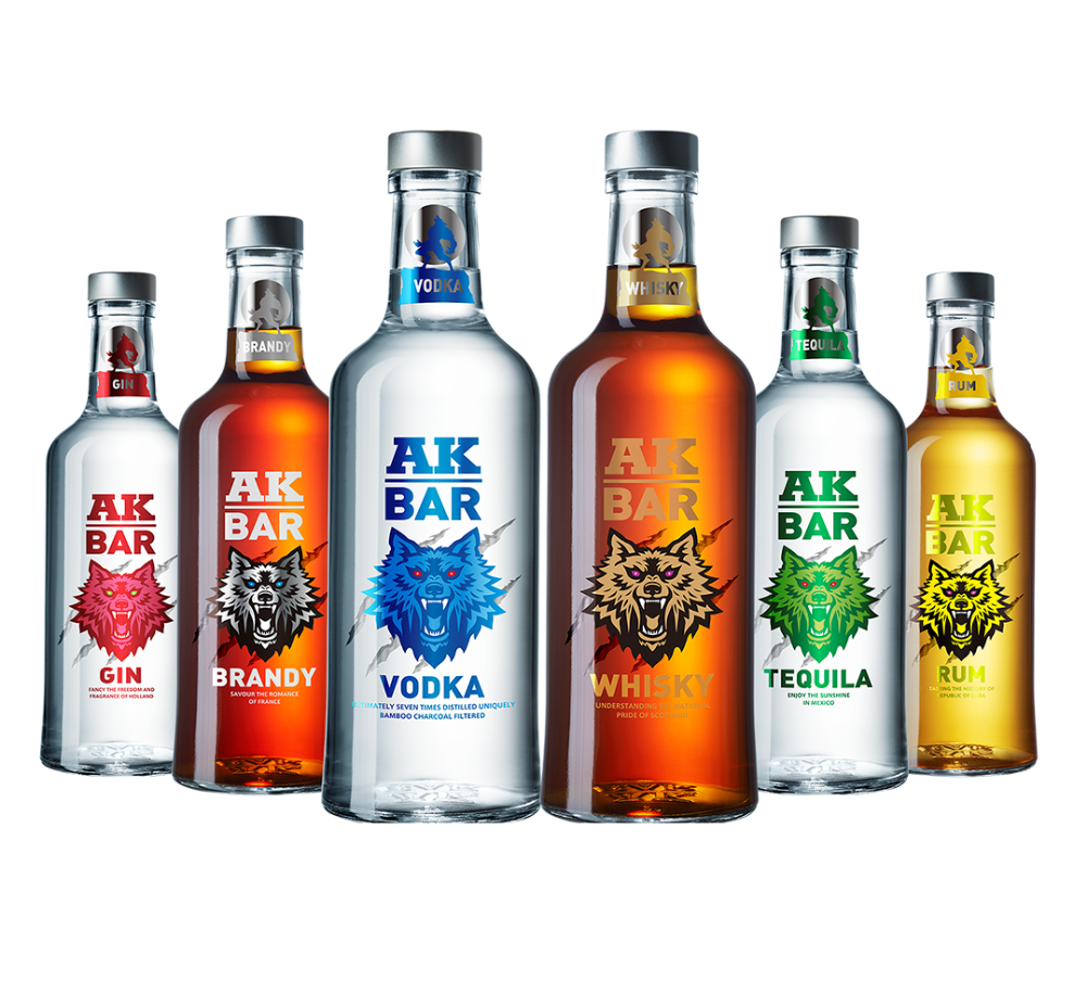 700 ml Hot Sales Bulk Rum with Best Price for sale
