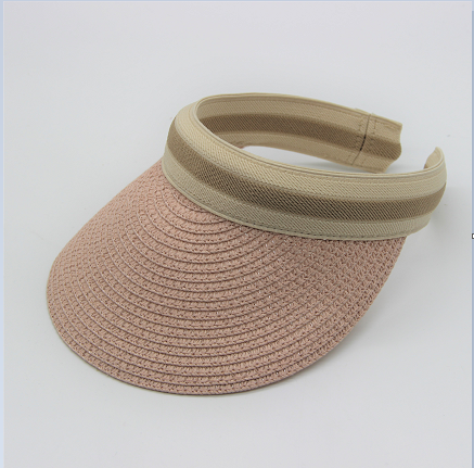 kids summer visor sun hat custom sample design custom promotional cheap wholesale hat for sale
