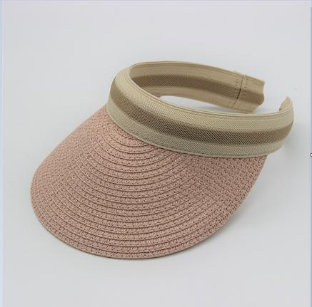 kids summer visor sun hat custom sample design custom promotional cheap wholesale hat for sale