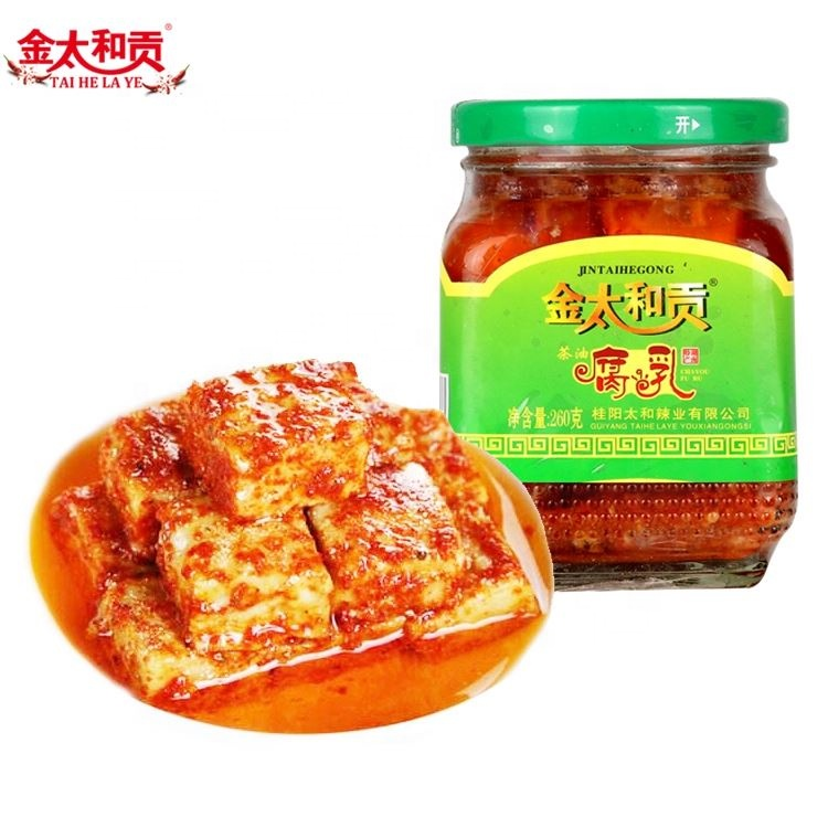Tofu With 260G Jar Package for sale