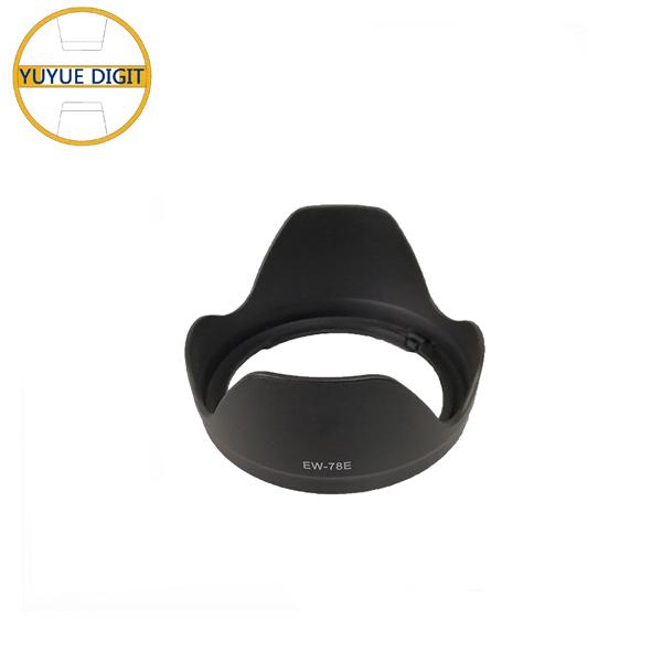 Camera accessories EW-78E Digital Camera Lens Hood for DSLR sale