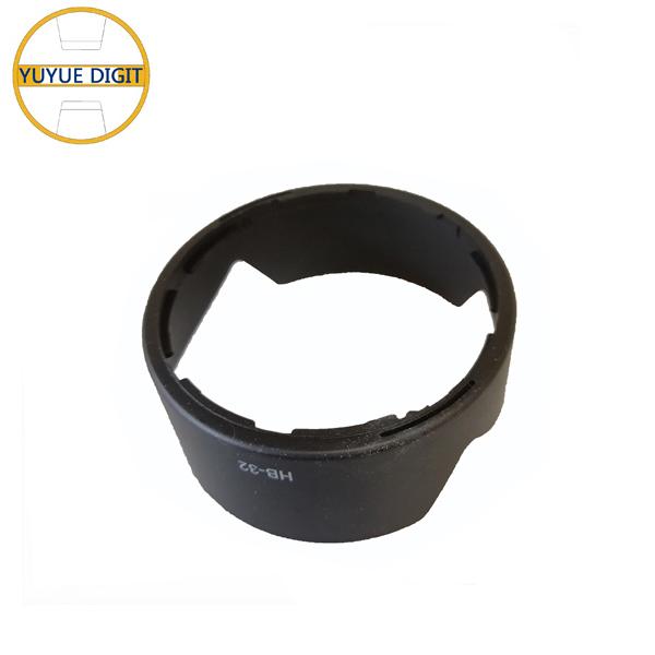 Manufacturer Camera Bayonet mount Plastic HB 32 Lens Hood sale