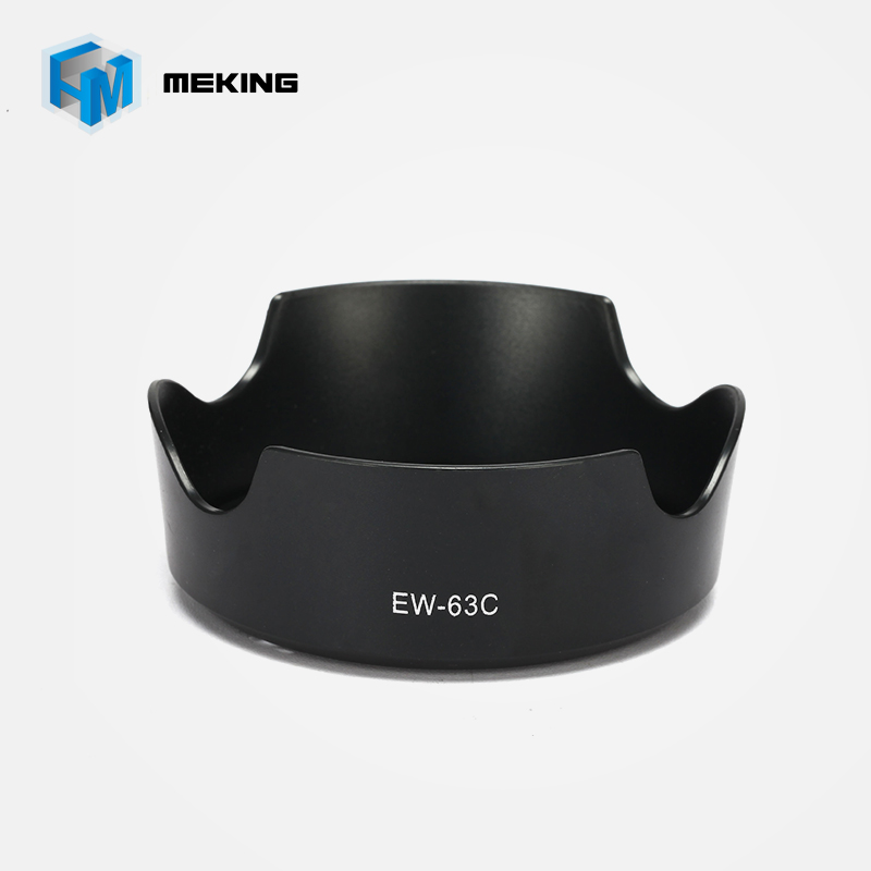 Selens New Support OEM Black EW-63C Camera Lens Hood For Canon 700D EF-S 18-55mm f3.5-5.6 IS STM sale