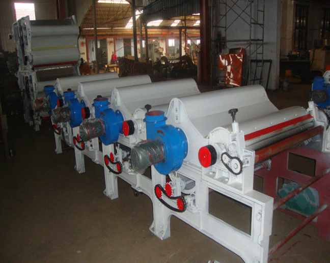 GM250 Textile Waste Recycling Machine for sale