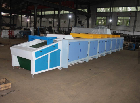 Factory supply new design textile waste recycling machine for sale