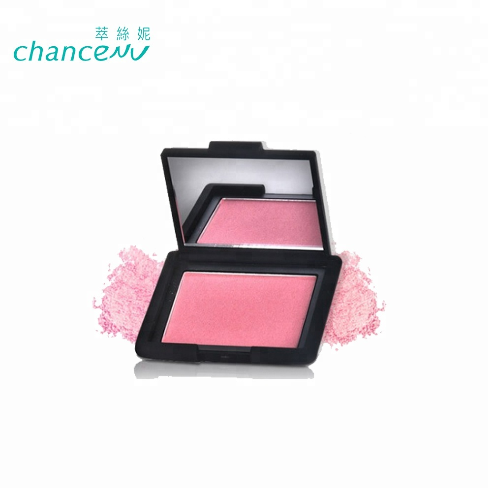 Private label multi color blush palette makeup for sale