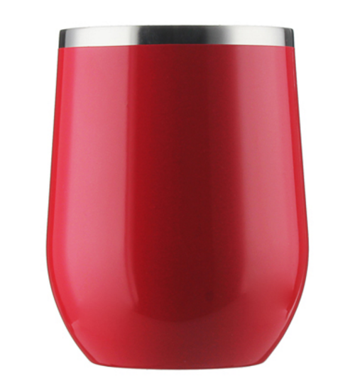 New arrival mug wine glasses stemless coffee cup stainless steel vacuum insulated sale