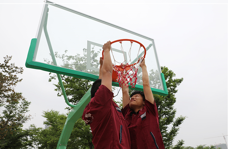 FIBA approved offical standard heavy duty Elastic basketball ring basketball hoop for sale