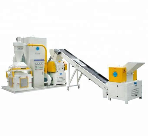 DX400 waste copper cable wire recycling machine with factory price for sale
