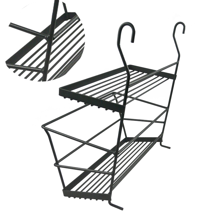 SAJV-015-17A Hot sale factory directory export wire kitchen organizer metal wine rack