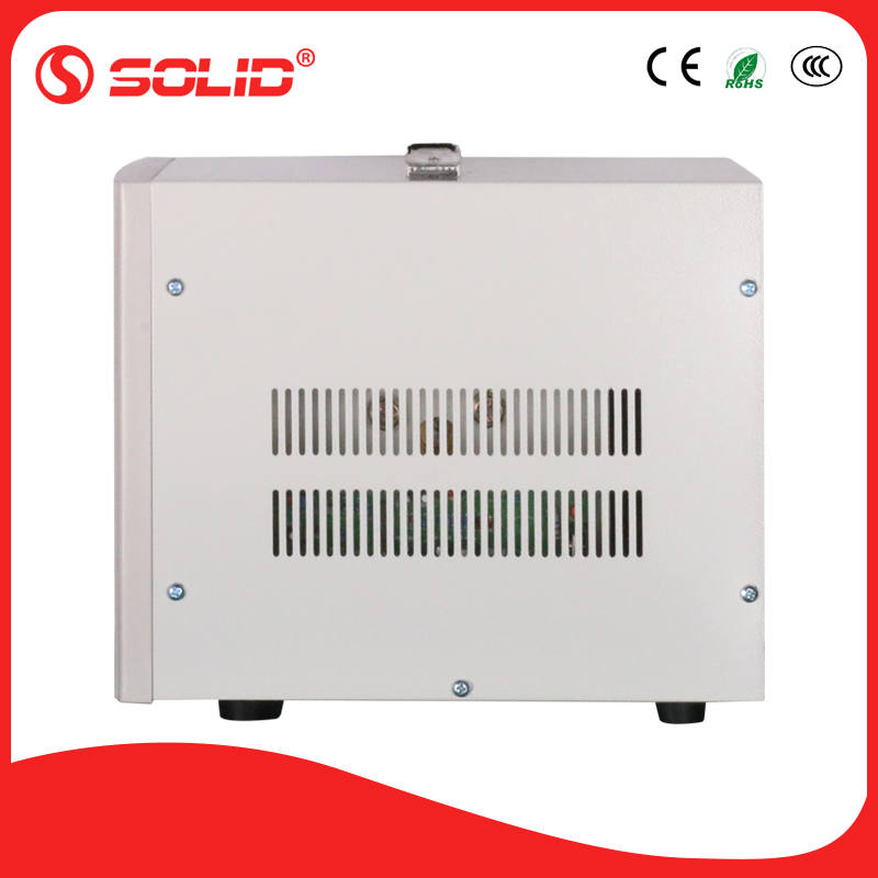 1KVA 1.5KVA 2KVA 3.6KVA Automatic voltage regulator 220v home voltage stabilizer for refrigerator with surge protection sale