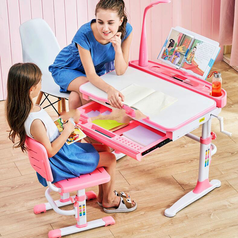 Adjustable Non-Toxic Writing Table Children study desk for sale