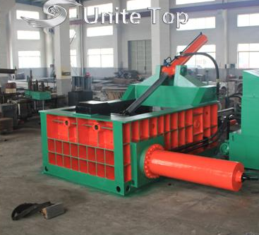 Integrated Aluminum Can Press Machine for Recycling (Y81F-1250) for sale