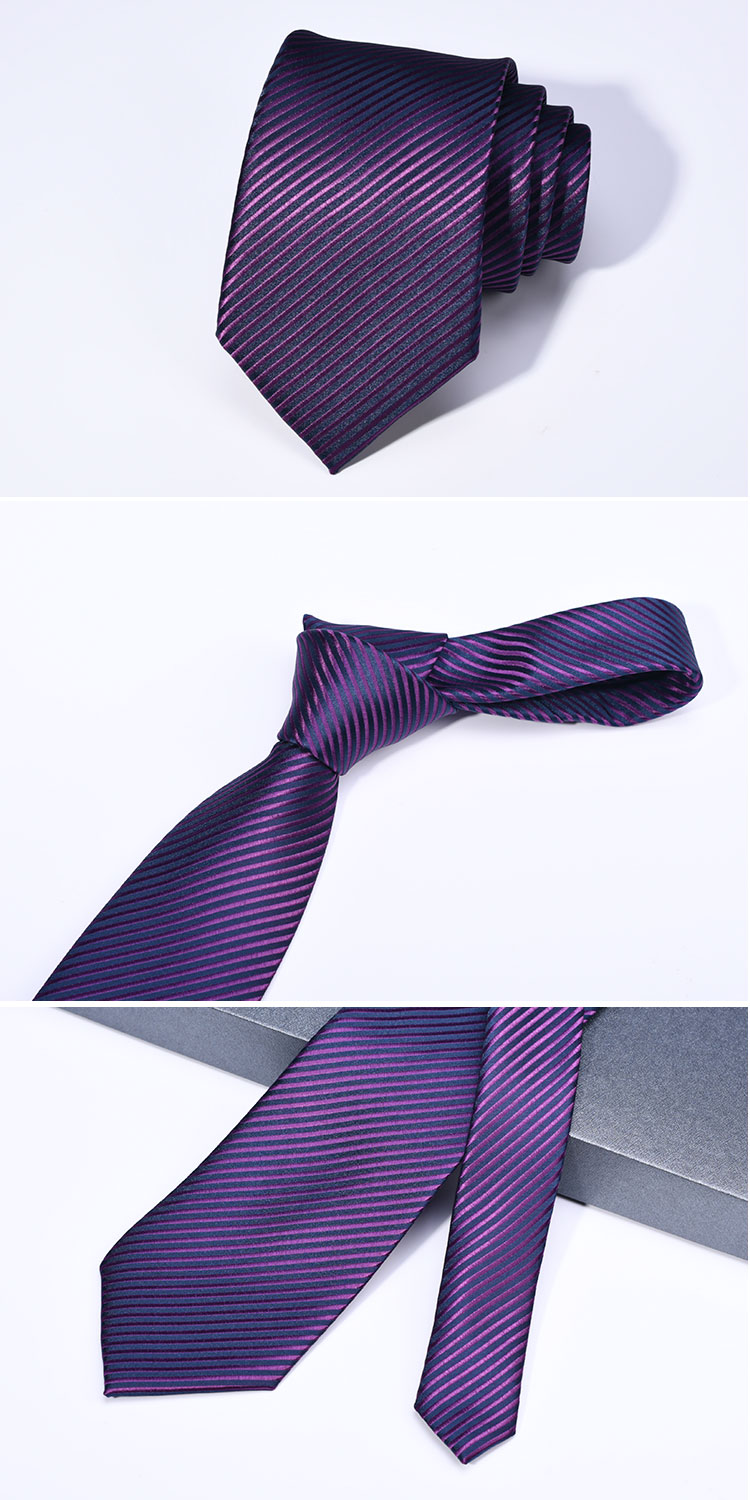 Low Price New Style Solid Color Fashion Men Neckties For Men For Tie Gift for sale