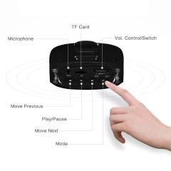 S615 ultra light wireless portable voice amplifier