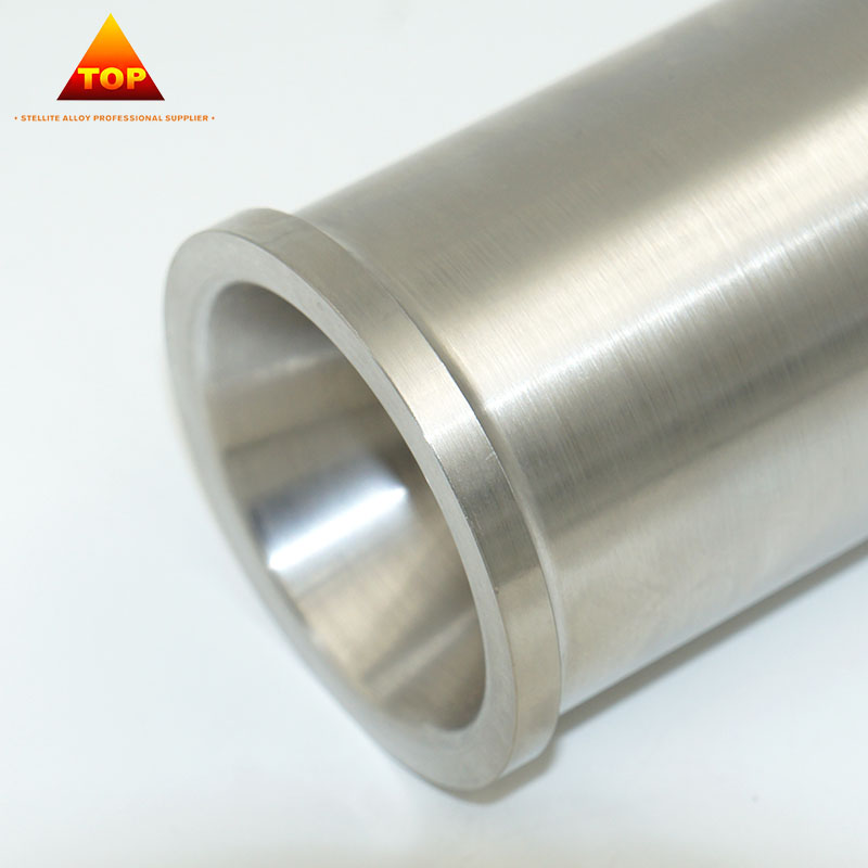Customized Powder metallurgy Hot dip gavanzing Stellite sleeve bushing