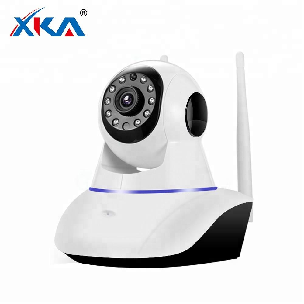 NHP-1002 Wholesale Factory Price PTZ P2P WiFi Wireless IP Camera 720P Baby Monitor
