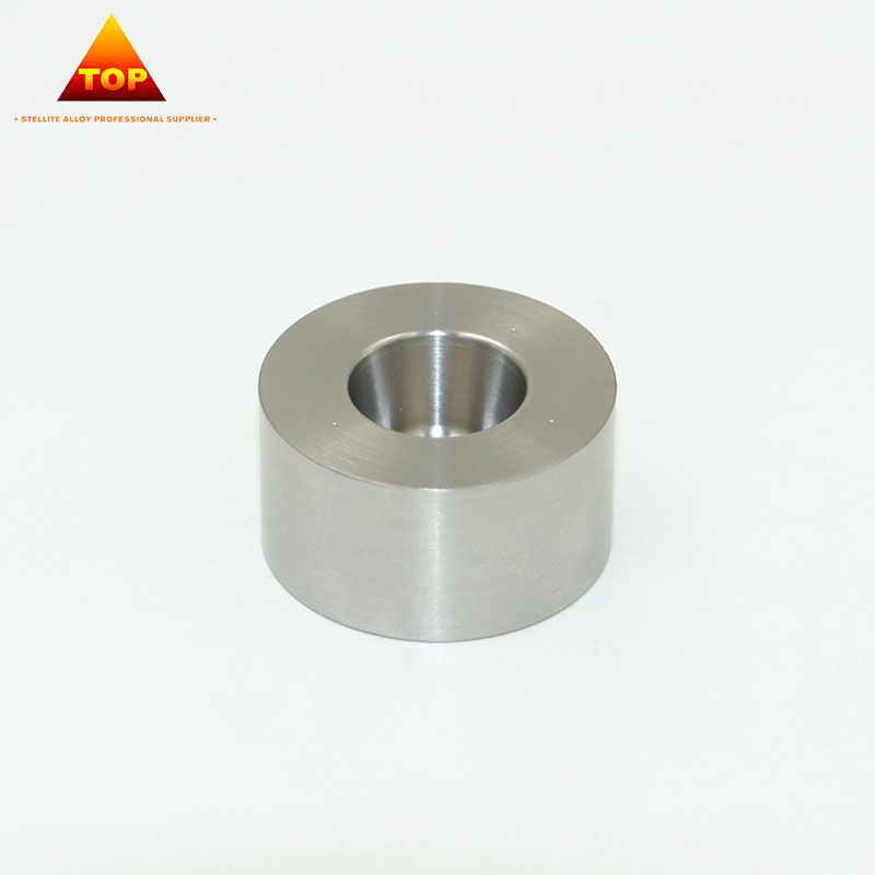 Powder metallurgy drawings customized stellite 3 extrusion die