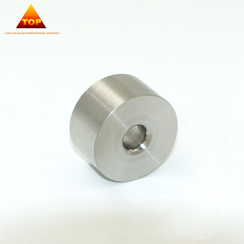 China manufacturer finished cobalt chromium alloy extrusion die,stellite die for extrusion