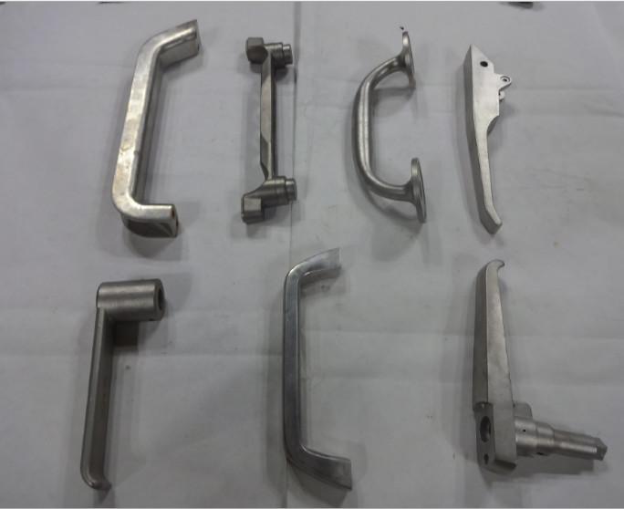 Lastest Metal csting for Door lock foundry OEM manufacturer hot sales