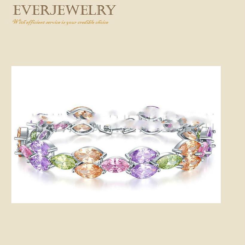 Hot Sale Rhinestone Zinc Alloy Bracelet sale