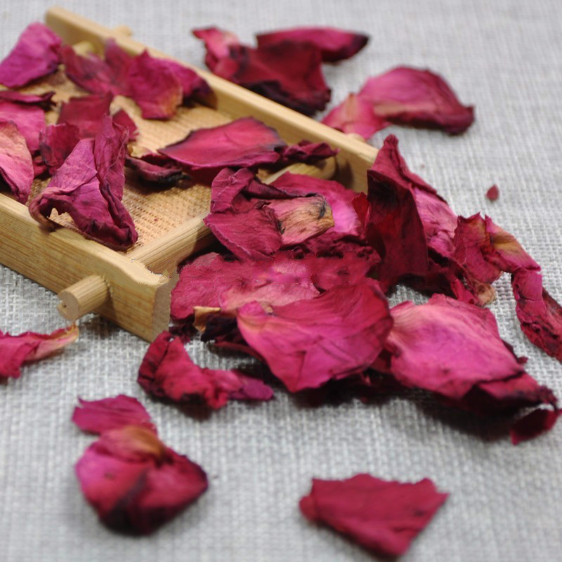 Dry Red Rose Petal And Flower And Buds Sale