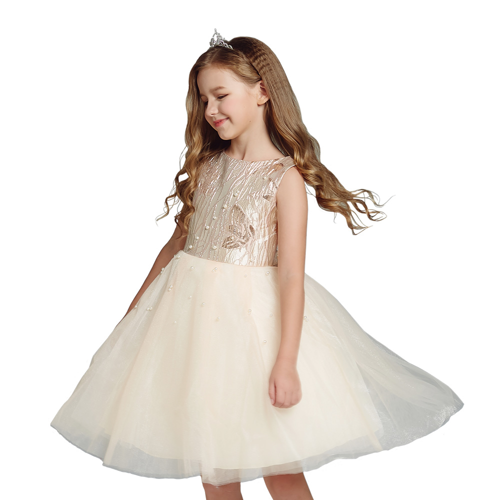Breathable Princess Kids Latest Girls Flower Fancy Dress Costumes for sale