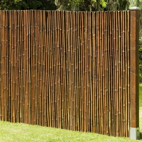 Bamboo Fence/garden fencing products sale