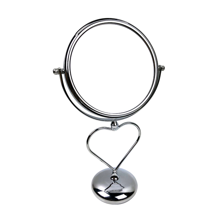 7 Inch Professional Round Dressing Vanity Makeup Table Mirror Double Sided Cosmetic Mirror sale