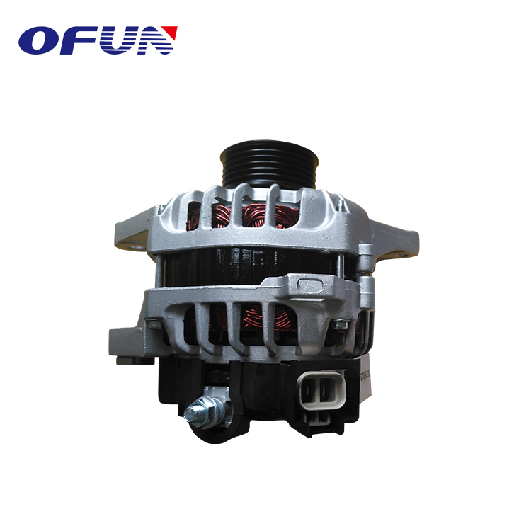 OFUN High Quality Cheap Price Small 90A 12V Car Alternator sale